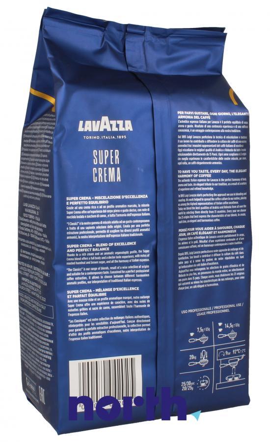 Kawa ziarnista 1000g Lavazza Super Crema,1