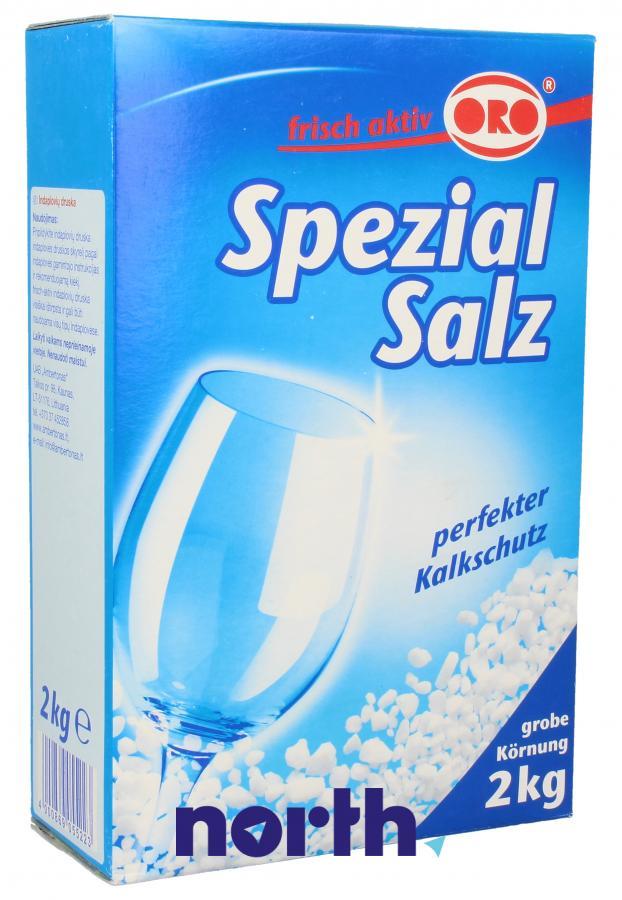 Sól zmiękczająca wodę 2kg do zmywarki ORO 8000000124,0