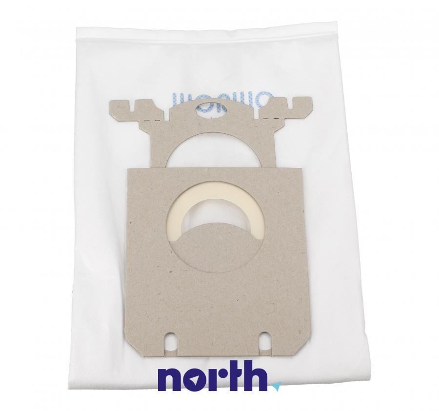 Worki S-Bag 4szt. + wkłady zapachowe 10szt. do odkurzacza Philips,2