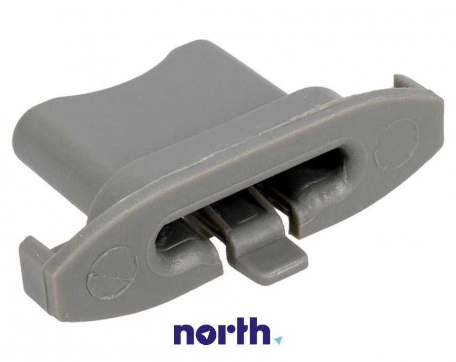 Tylny ogranicznik prowadnicy kosza do zmywarki Amica 1030414,0