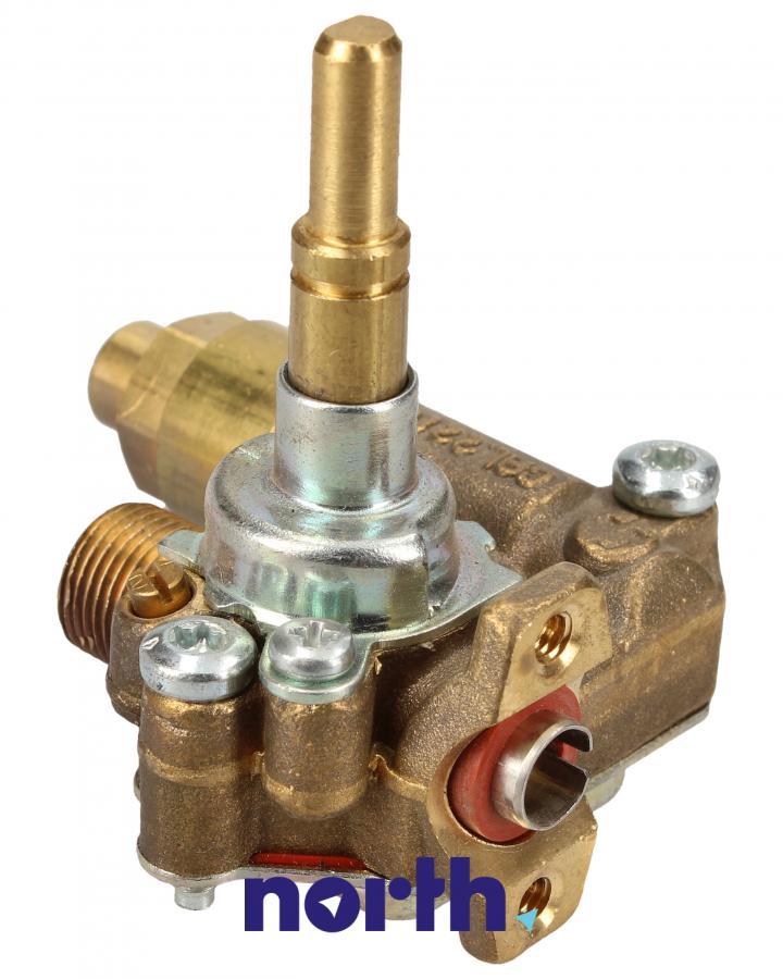 Zawór gazu do płyty gazowej Amica 8008972,1