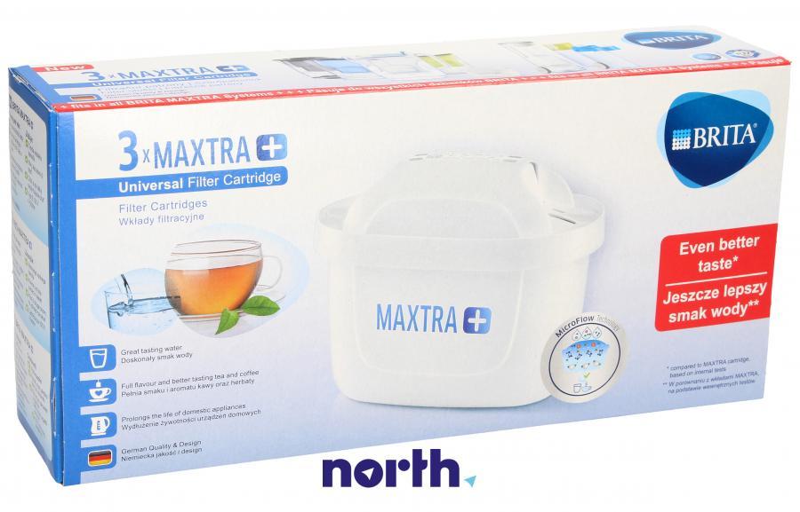 Wkład do dzbanka filtrującego MAXTRA+ 4006387079451,0