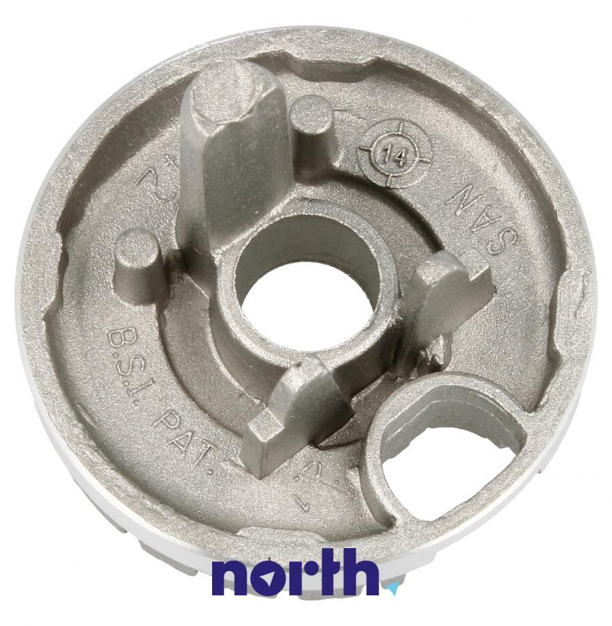 Korona małego palnika (kołpak) do kuchenki Amica 8023672,1