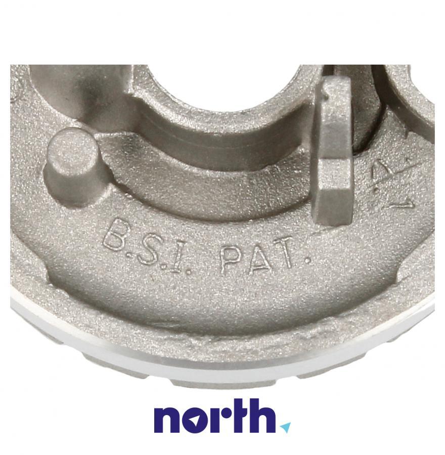 Korona małego palnika (kołpak) do kuchenki Amica 8023672,5