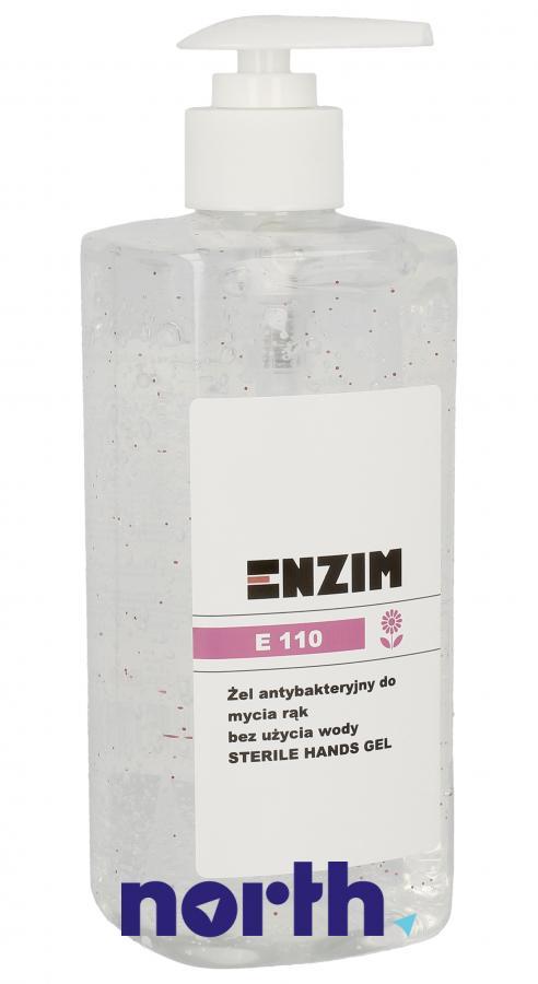 Żel antybakteryjny do mycia rąk 500ml Enzim,0