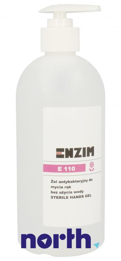 Żel antybakteryjny do mycia rąk 500ml Enzim,4