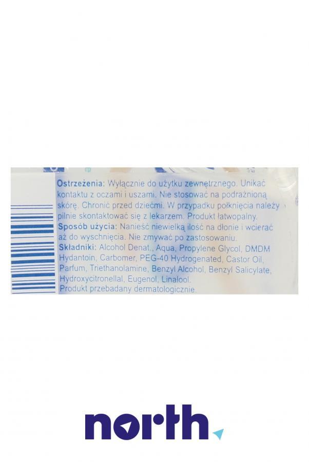 Żel antybakteryjny do mycia rąk 20ml Labo 62%,2