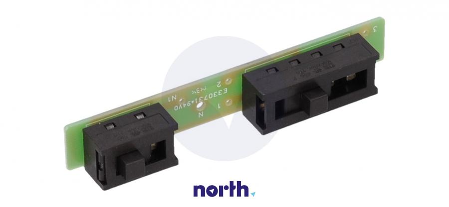 Plytka z przełącznikami do okapu Amica 1007260,0