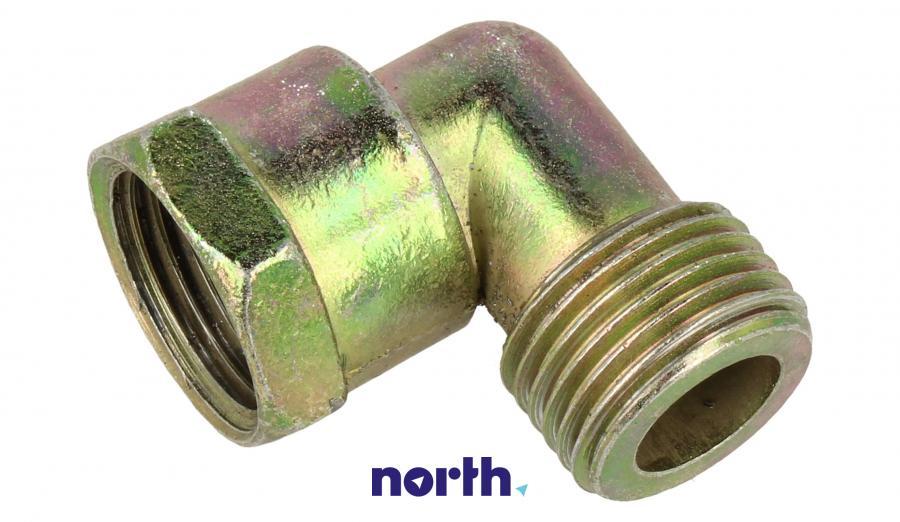 Kolanko rury gazowej do płyty gazowej Amica 1013012,0