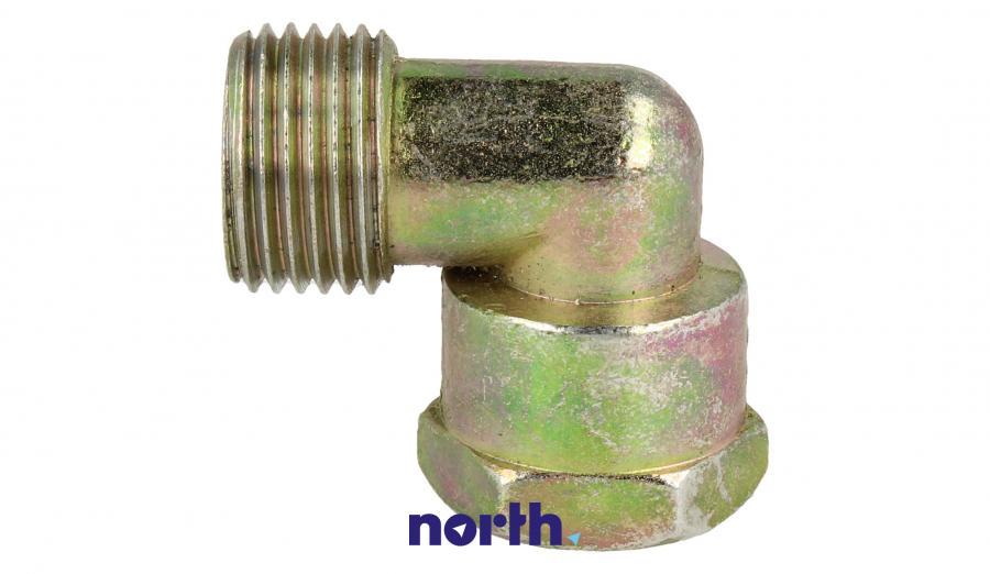 Kolanko rury gazowej do płyty gazowej Amica 1013012,4