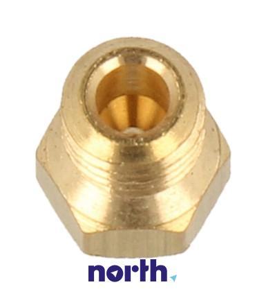 Dysza gazu ziemnego palnika wok do płyty gazowej Amica 8016745,1
