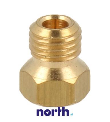 Dysza gazu ziemnego palnika wok do płyty gazowej Amica 8016745,2
