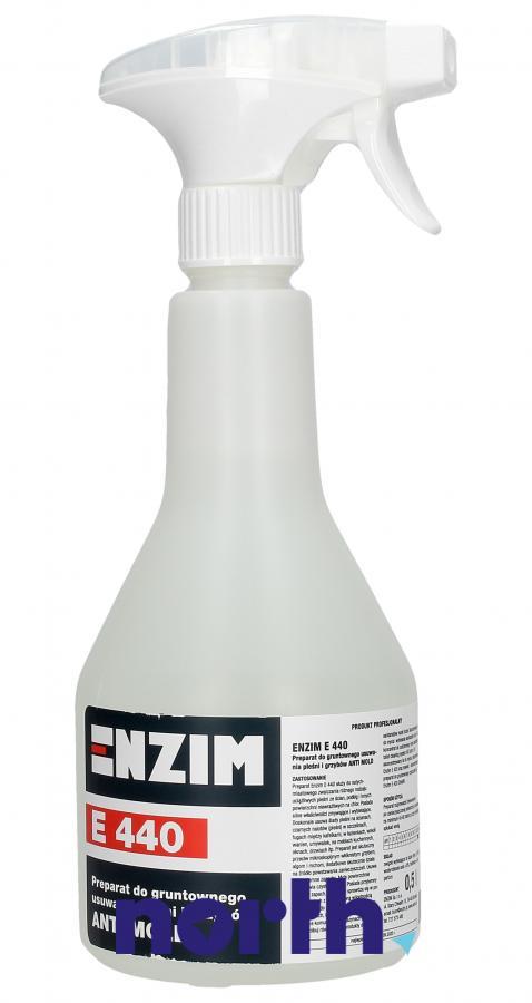 Płyn do usuwania pleśni ENZIM E440 0.5l,0