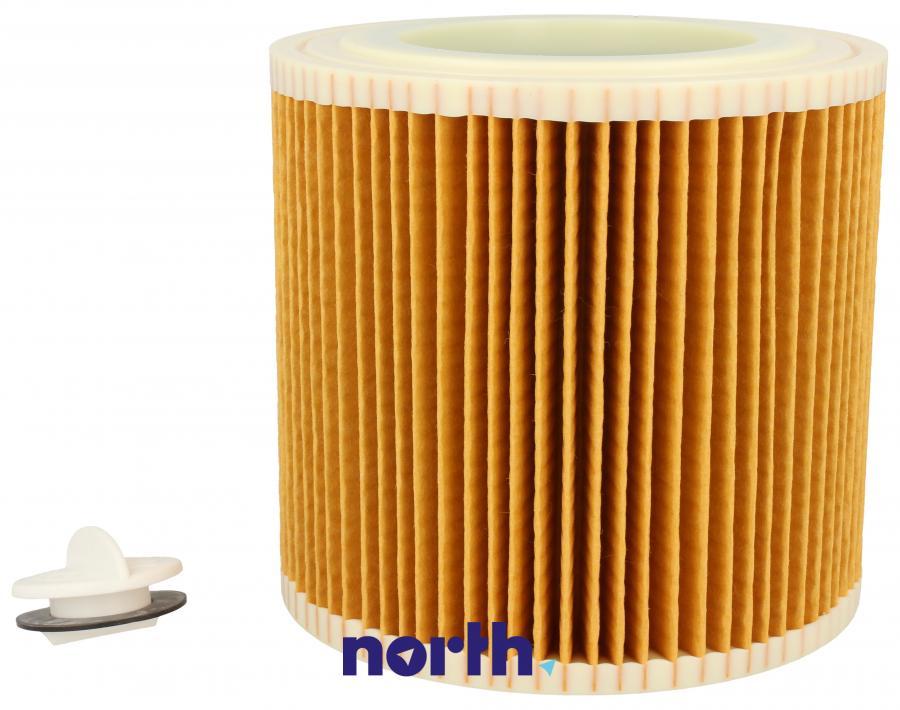 Filtr cylindryczny bez obudowy do odkurzacza Karcher,0