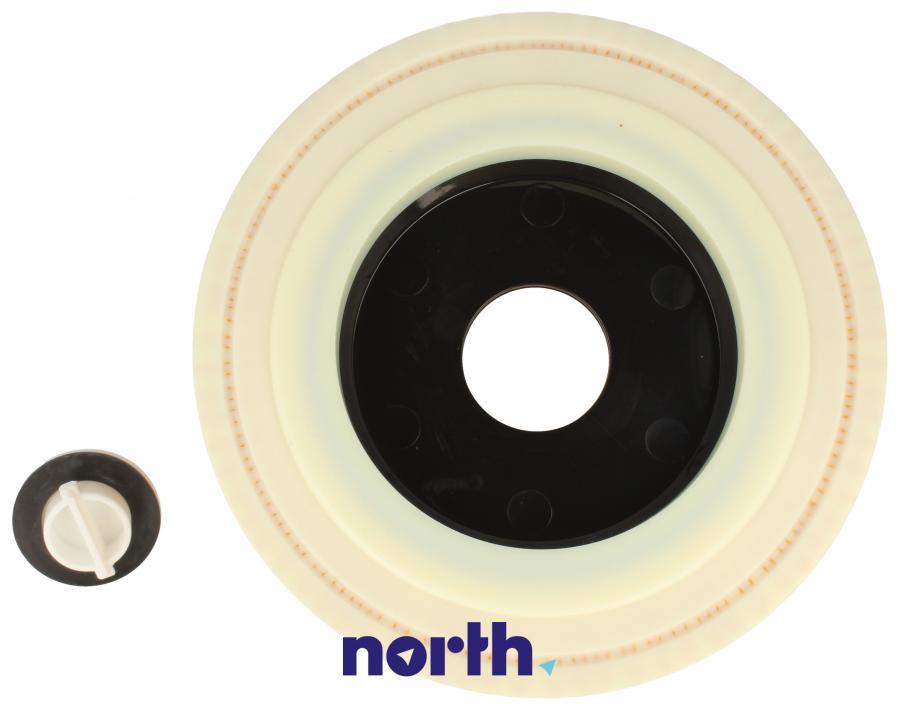 Filtr cylindryczny bez obudowy do odkurzacza Karcher,3
