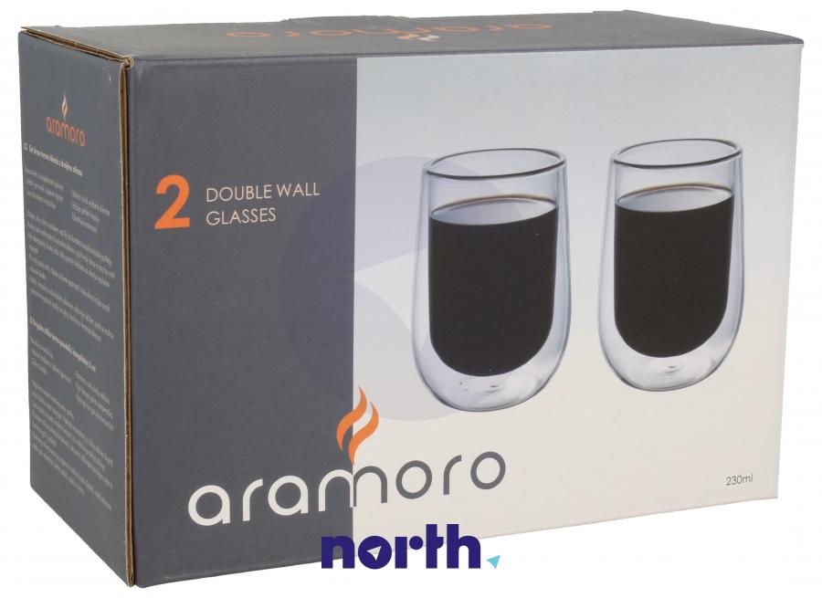 Szklanki do kawy do ekspresu ARAMORO,0