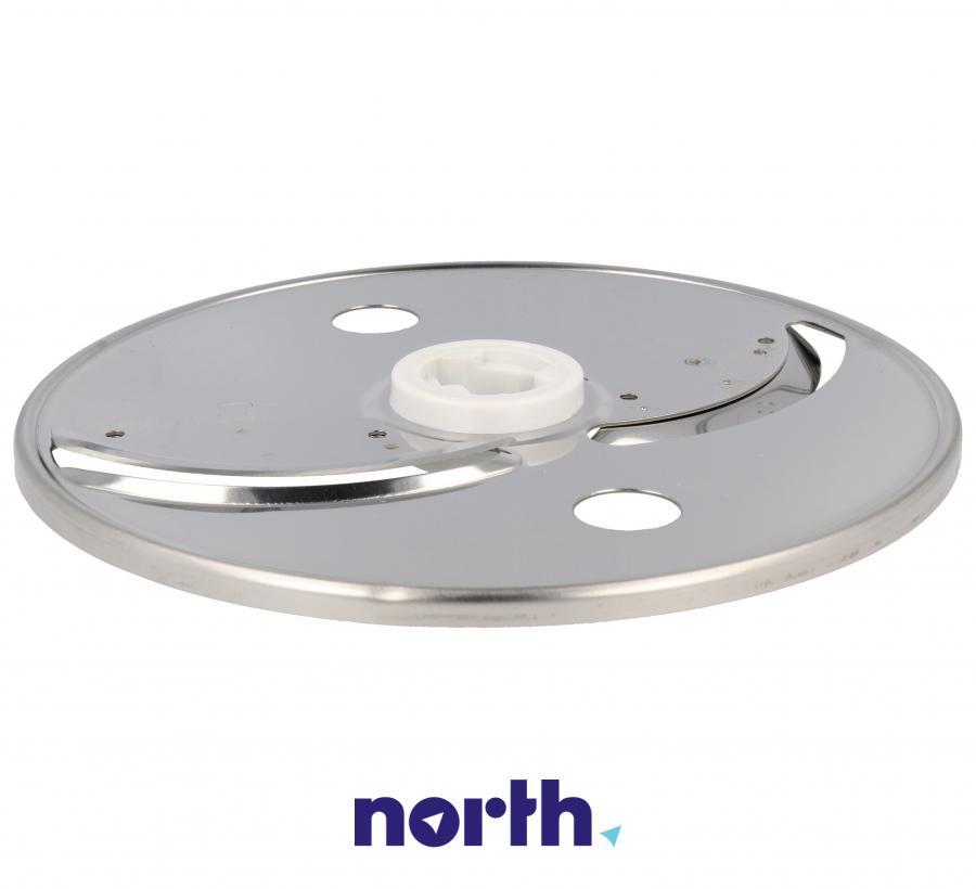 Tarcza dwustronna tnąca na cienkie i grube plastry do robota kuchennego MPM RK-5421/E,2