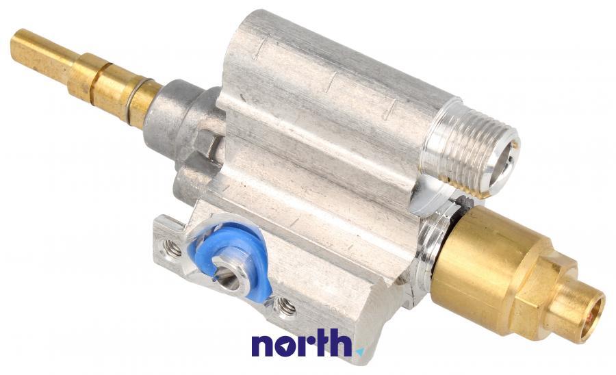Zawór palnika średniego do płyty gazowej Amica 8042612,1