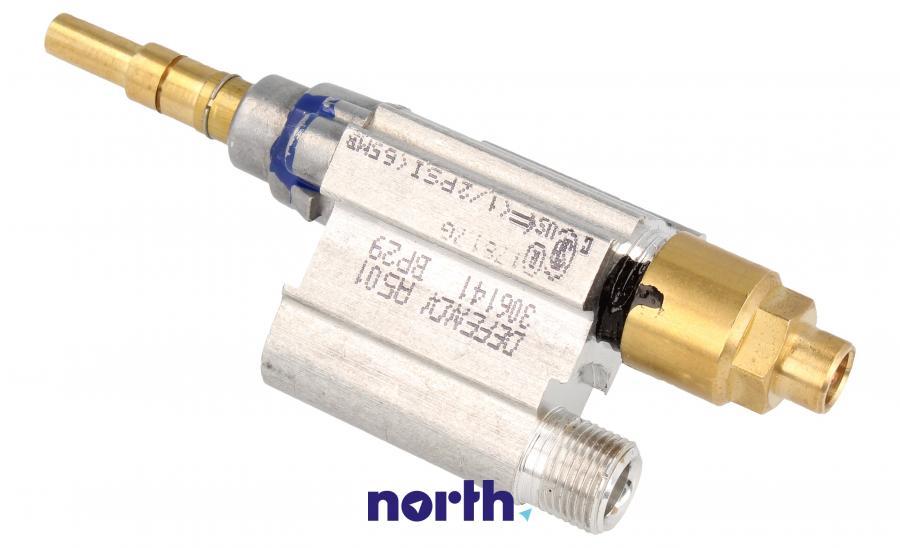 Zawór palnika średniego do płyty gazowej Amica 8042612,2