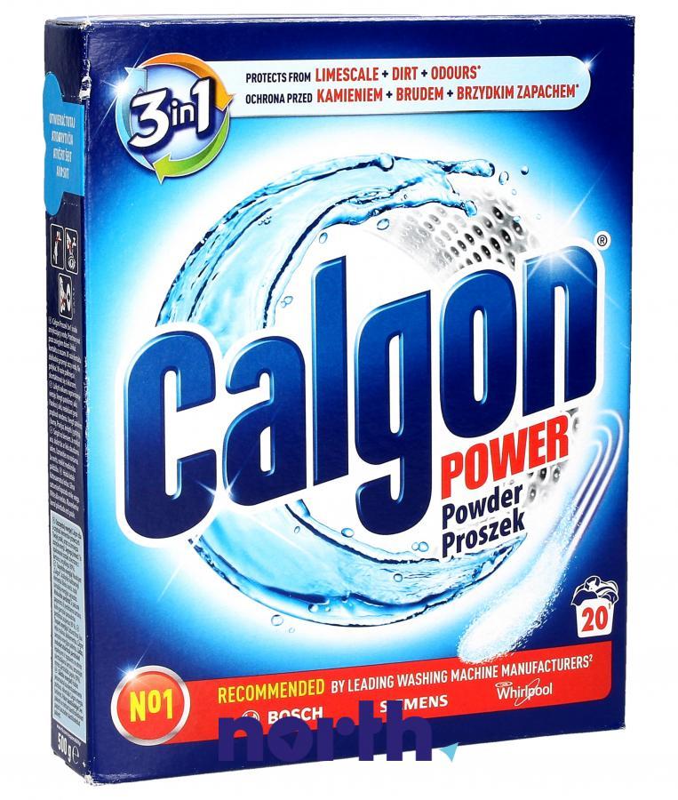 Środek zmiękczająco-pielęgnujący do pralki Calgon,0