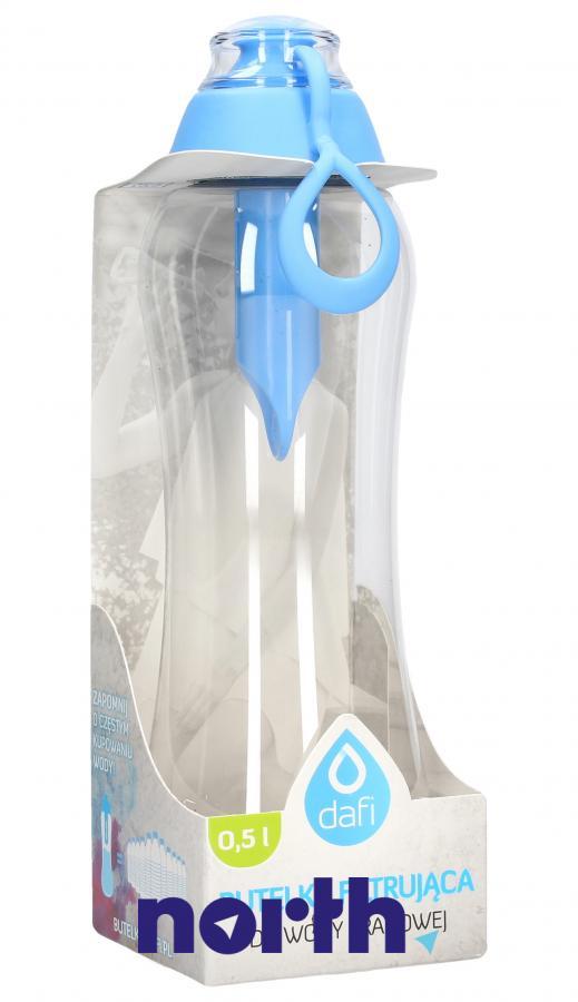 Butelka filtrująca Dafi 0.5l niebieska,0