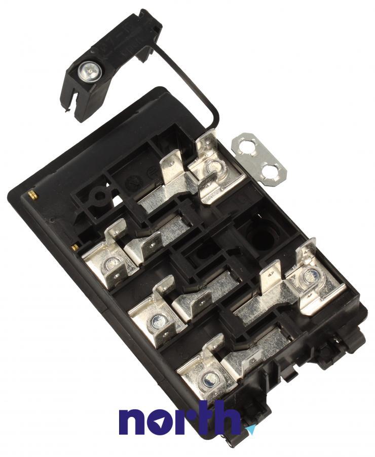 Kostka przyłączeniowa kabla zasilającego do płyty indukcyjnej Amica 8056239,0