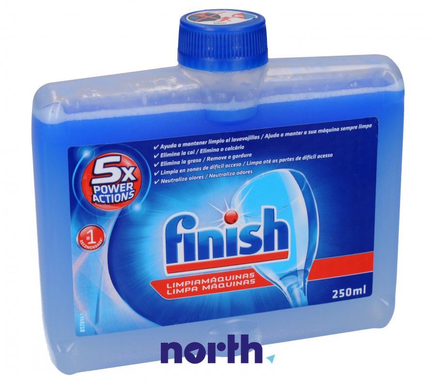 Płyn czyszczący 1szt. Finish 250ml do zmywarki,0