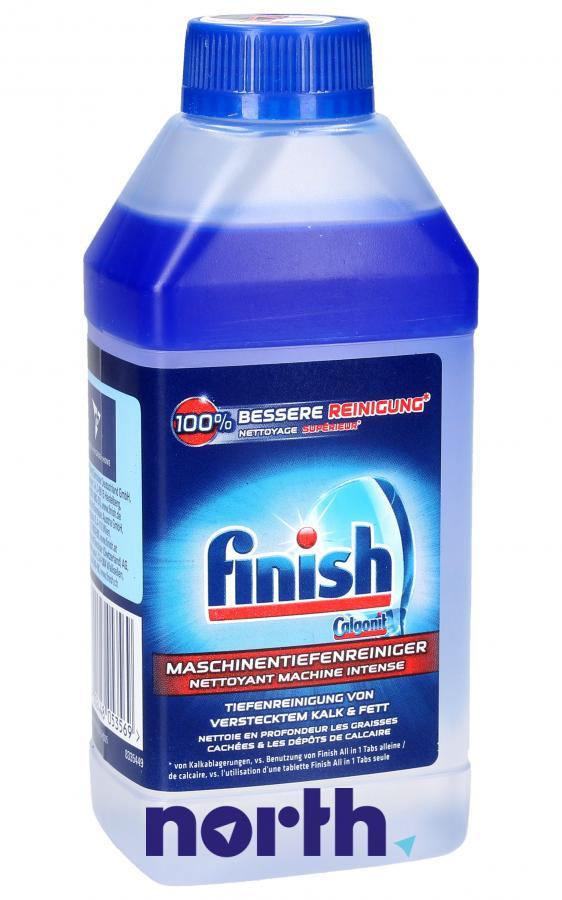 Płyn czyszczący 1szt. Finish Calgonit 250ml do zmywarki,3