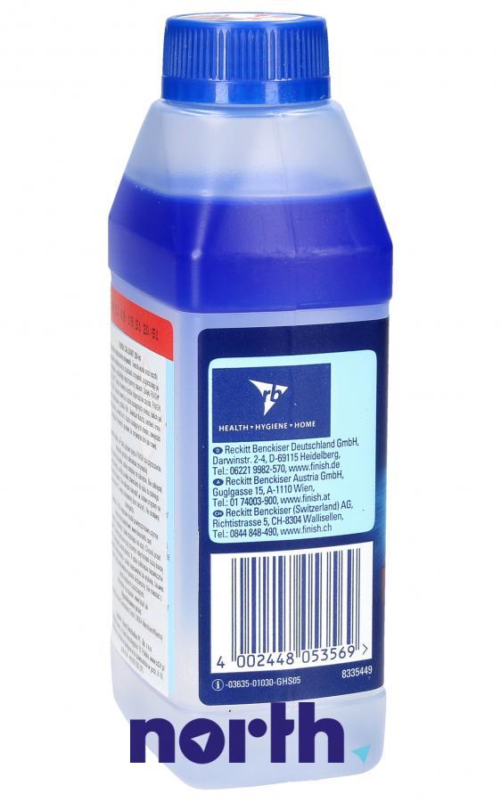 Płyn czyszczący Finish Calgonit 250ml do zmywarki,5