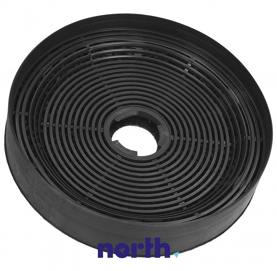 Filtr węglowy w obudowie okrągły do okapu Amica FW-EM,0