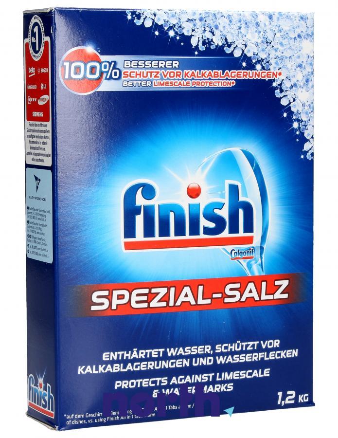 Sól zmiękczająca wodę 1,2kg do zmywarki Finish,0