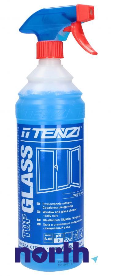 Płyn do mycia szyb i powierzchni szklanych Tenzi Top Glass 1l,0