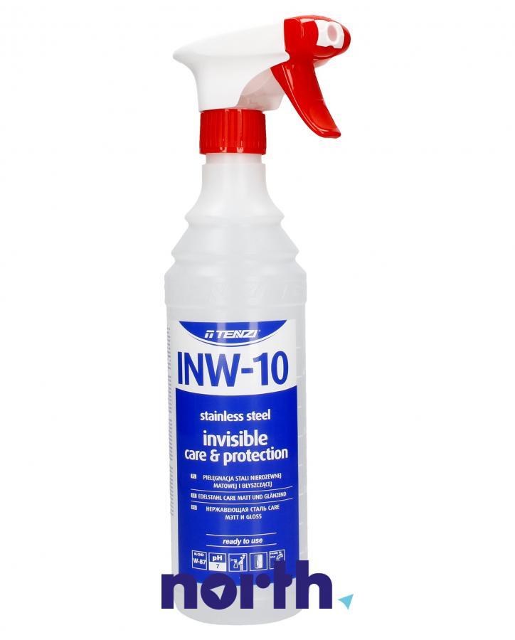 Środek do pielęgnacji stali nierdzewnej matowej i błyszczącej Tenzi INW-10 0,6l,0