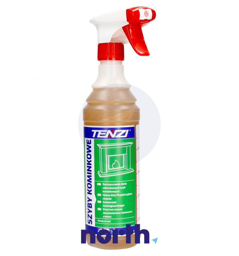 Płyn do czyszczenia szyb kominkowych Tenzi 600 ml,0