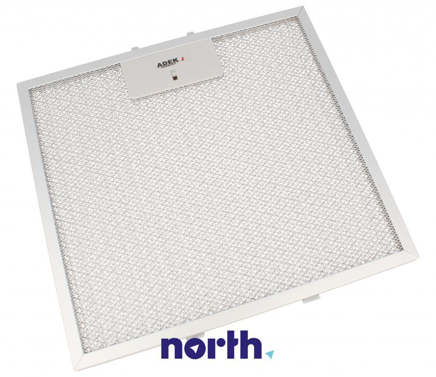 Filtr przeciwtłuszczowy kasetowy 27x25cm do okapu Amica 1007357,2