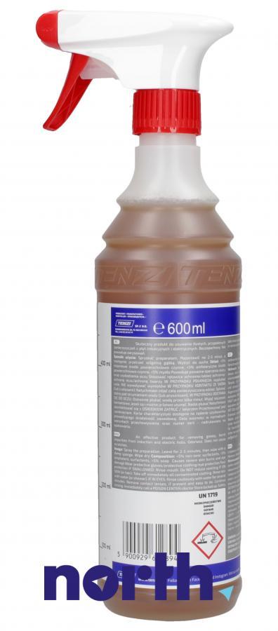 Płyn do czyszczenia płyt indukcyjnych i elektrycznych Tenzi 0,6l,1