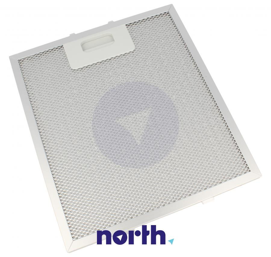 Filtr przeciwtłuszczowy kasetowy 25x22.2cm do okapu Amica 1007361,0