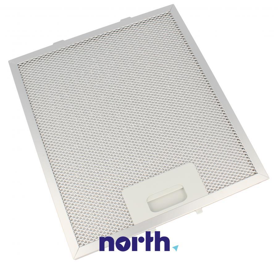 Filtr przeciwtłuszczowy kasetowy 25x22.2cm do okapu Amica 1007361,1