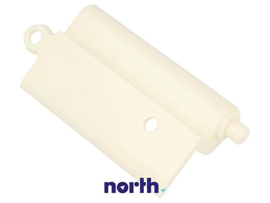 Zawias drzwiczek zamrażarki górnej do lodówki Amica 8003123,0
