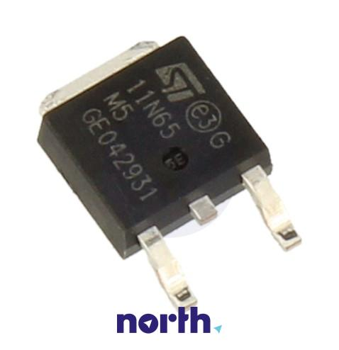 Tranzystor SMD STD11N65M5,0
