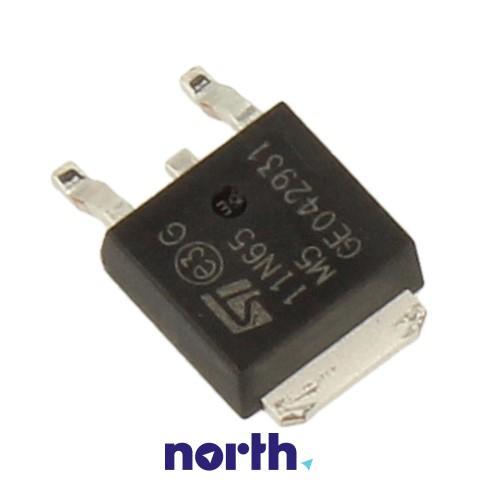 Tranzystor SMD STD11N65M5,1