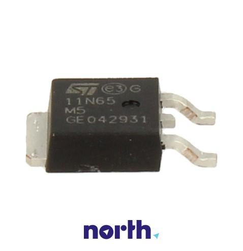 Tranzystor SMD STD11N65M5,3