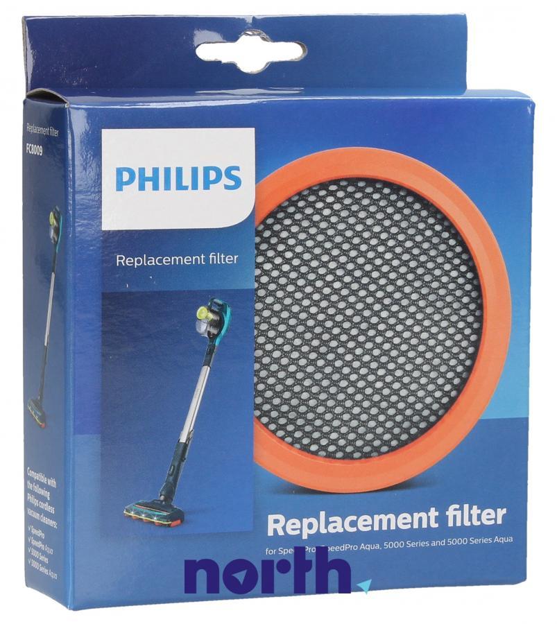 Filtr zmywalny do odkurzacza Philips FC800901,0
