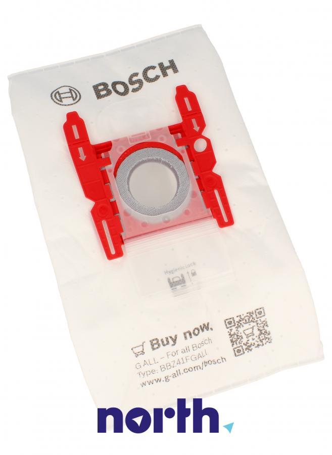 Worki G BBZ41FGALL 4szt. do odkurzacza Bosch,3