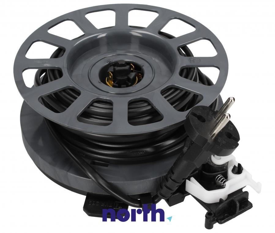Zwijacz kabla z kablem zasilającym i wtyczką do odkurzacza Zelmer 12028755,1
