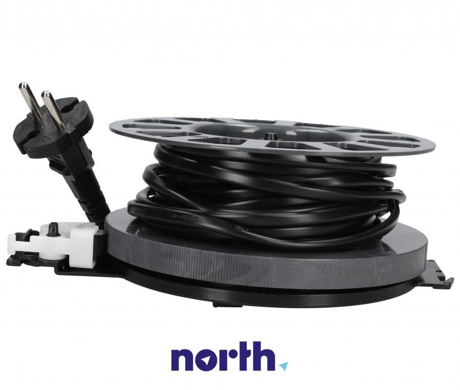 Zwijacz kabla z kablem zasilającym i wtyczką do odkurzacza Zelmer 12028755,3