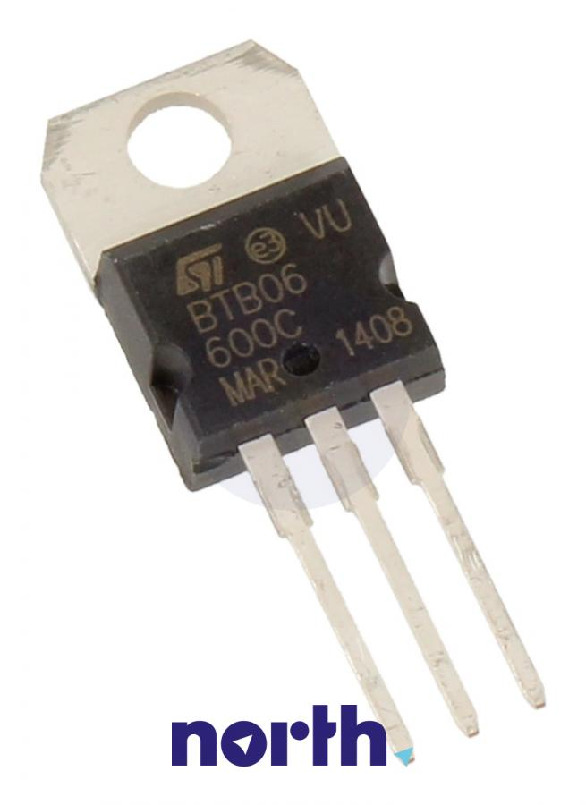 Triak BTB06600C,0
