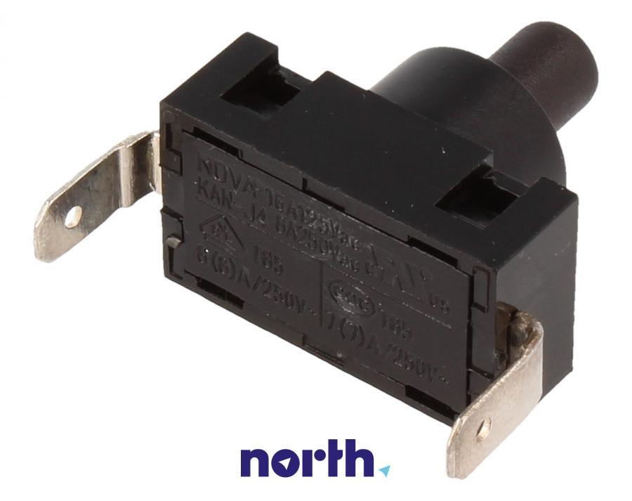Przycisk włącznika do odkurzacza Zelmer 00757289,1