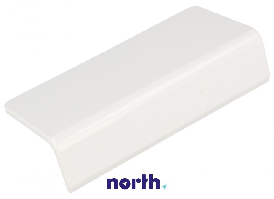 Uchwyt drzwiczek zamrażarki górnej do lodówki Indesit 482000026653,1