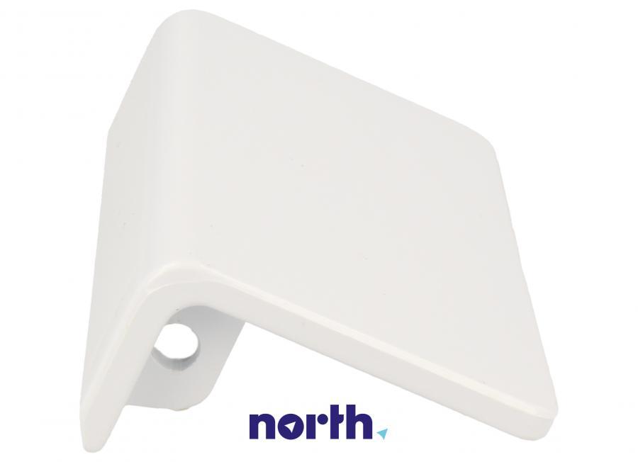 Uchwyt drzwiczek zamrażarki górnej do lodówki Indesit 482000026653,4